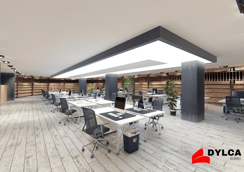 Reformas integrales de oficinas en buenos aires